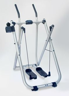 Gazelle Edge - Direct From The Manufacturer : Burn calories, tone your muscles, & improve your cardiovascular endurance with the Gazelle Edge. Simultaneously works out both your upper & lower body. Ideal for all fitness levels. Includes easy-to-use, 5 function workout computer for immediate feedback on speed, distance, time,calories burned; easy storage; non-skid foot platforms; durable 1.5-inch rolled steel frame; high-density foam handlebars; Nutrition Guide & Total Body Workout DVD.