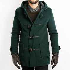 Image 4 of Gloverall Mid Monty Duffle Coat | Style | Pinterest ...
