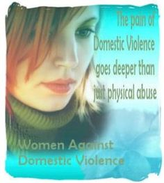 The Pain Goes Deeper Than Just Physical Abuse. STOP DOMESTIC VIOLENCE  #Stop #Domestic #Violence