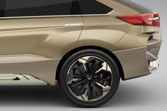 Honda D Concept 2015 Back Wallpaper HQ Picture