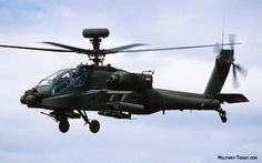 photos of the AH 64 D army apache helicopters | Top 9 Attack Helicopters | Military-Today.com