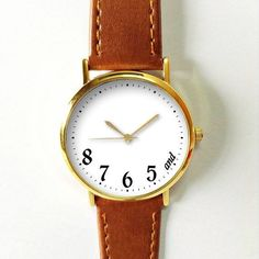 Dancer Watch Watches for Women Men Leather Vintage by FreeForme