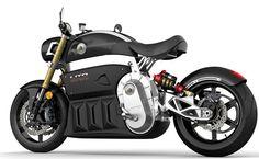 A Moto elétrica Sora da empresa Lito, tem banco com regulagem eletrônica de altura, GPS integrado, chassi de alumínio e carenagem de fibra, acelera até 200 km/h. Fora que o design dela é forte e lindo.Fonte