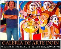 DOIN - ARTISTA PLÁSTICO: DOIN - GALERIA DE ARTE