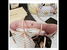 Image result for damier azur neverfull