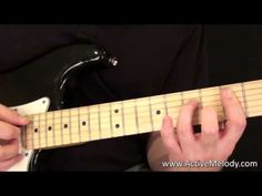 Using Chord Shapes To Create Melodic Guitar Solos - Guitar Lesson - EP164 - YouTube