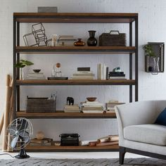 Copenhagen Bookcase by West Elm