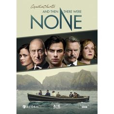 And Then There Were None - Created by Agatha Christie. With Maeve Dermody, Charles Dance, Toby Stephens, Burn Gorman. Ten strangers are invited to an island by a mysterious host, and start to get killed one by one. Could one of them be the killer? Aidan Turner, Agatha Christie, Sam Neill Peaky Blinders, Philip Lombard, Miranda Richardson, Then There Were None, Charles Dance, Toby Stephens, Dance Games