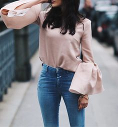 01-This Is Glamorous-Spring 2016 Trend | Big Sleeves