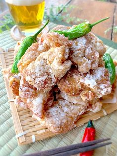 Home Recipes, Asian Recipes, Cooking Recipes, Healthy Recipes, Ethnic Recipes, Cafe Food, Japanese Food, Main Dishes, Chicken Recipes
