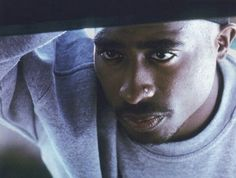 """Tupac in the movie,""""Poetic Justice""""."""