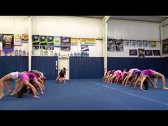 The Pushup Hold Game (Gymnastics/Fitness/Games) - YouTube