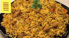 Soya Biryani Recipe-How To Make Quick Soya Chunks Biryani-Pressure Cooker Veg Biryani-SoyaBean Pulao - YouTube