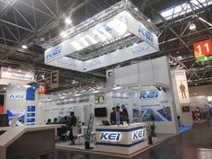 Our Recent Work in Wire & Tube Dusseldorf 2018 for KEI. Exhibition Stand Builders, Eastern Europe, Tube, Germany, Italy, France, Design, Deutsch, Italia