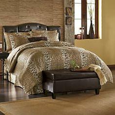 8-Piece Safari Complete Bedding Set from Midnight Velvet® | LO705135