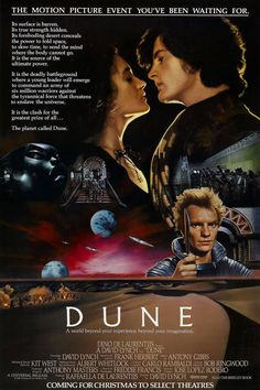 Dune - dir. David Lynch: I mean what way to shit on the original source material and Jodorowskys initial vision of the film. This is one big black stain on David Lynchs folio of work. Trailer: https://www.youtube.com/watch?v=KwPTIEWTYEI IMDb: http://www.imdb.com/title/tt0087182/