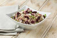 Jen's Blog of Random Thoughts: Recipe: Quinoa and Roasted Beet Salad