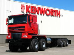The new Kenworth K500