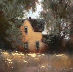 Hidden Cabin Artist Romona Youngquist