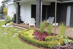 Ogród z lustrem - strona 244 - Forum ogrodnicze - Ogrodowisko Patio, Landscape, Outdoor Decor, Gardening, Home Decor, Plants, Scenery, Decoration Home, Room Decor