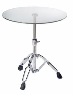 So it's basically a drum stand....with a top....hm