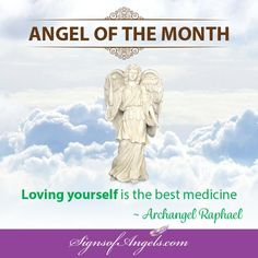 Thank you for spending the month of March focusing on healing with Archangel Raphael. ~ Karen Borga, The Angel Lady  http://bit.ly/I-believe-in-angels #ArchangelRaphael #AngelofTheMonth