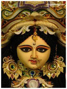 Mudiali Durga puja 2013
