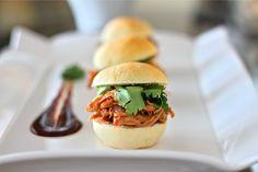 Mini Pulled Pork Sliders - I Adore Food!