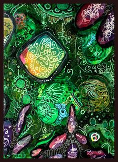 Paivi Eerola Rocks - Find her work at PeonyandParakeet.blogspot.com