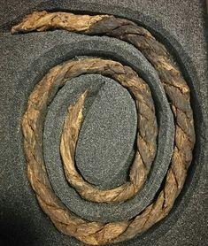 Viking rope Birka Stockholm Sweden [720x850]