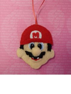 1000 Images About Celebrate Christmas Super Mario Style