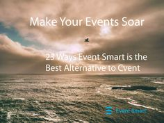 Event Smart is an awesome alternative to Cvent for your online event registration and ticketing management website. Here are 23 ways Event Smart is the best of the Cvent alternatives.