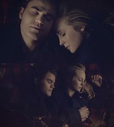 Caroline & Stefan 5x17 ( I think that I like this but I will never give up on Stelena <3 )