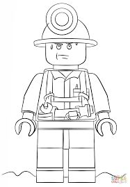 Print lego police helicopter city coloring pages Cops n Firearms