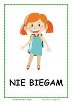 BLOG EDUKACYJNY DLA DZIECI: KODEKS PRZEDSZKOLAKA Diy And Crafts, Arts And Crafts, Montessori, Hand Lettering, Back To School, Kindergarten, Preschool, Clip Art, Classroom