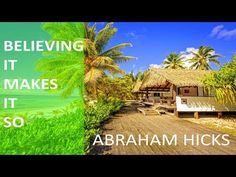Everything happens because of your beliefs , Abraham Hicks - YouTube