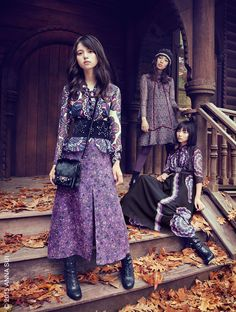 akb48wallpapers:  Nogizaka46 - ANNA SUI