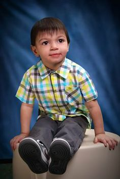 2014 Miracle Kid Andrew Lagares was born with almost all of his intestines outside his belly and twisted.