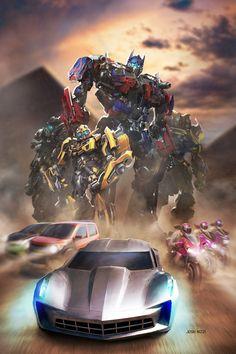 #Transformers Comic Covers by Josh Nizzi