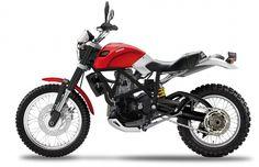 Ducati Scrambler.