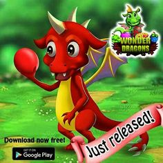 JUST REALISED!! PLAY NOW !! https://play.google.com/store/apps/details?id=air.com.silenceworld.wonderdragons