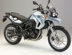 MOTORCYCLES - MOTORCYCLE NEWS AND REVIEWS: BMW F650 GS