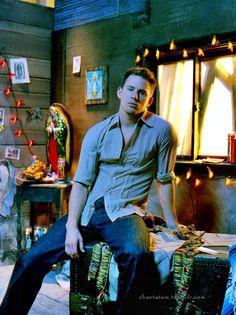 Channing Tatum - 2007 #Channing #Tatum #ChanningTatum