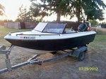 16' Fairline boat