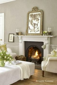 Little Greene Paint Company- french grey