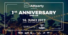 16. junija brezplačni clubbing dance I AM party v Tivoliju   Kiosk HmHm