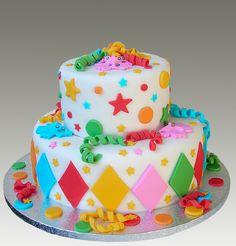 Very cute cake!
