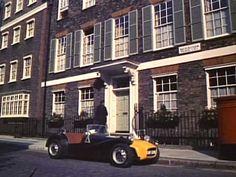 1965 Lotus Seven Series II [Mark 7] in The Prisoner, 1967-1968