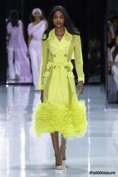 Ralph & Russo Haute Couture Весна-Лето 2018