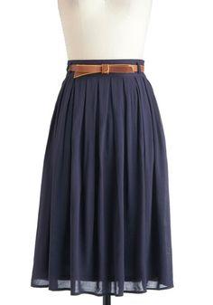 Porch Swing Dance Skirt,
